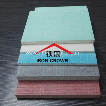 Flame Retardant Building Materials Fiberglass MgO Board
